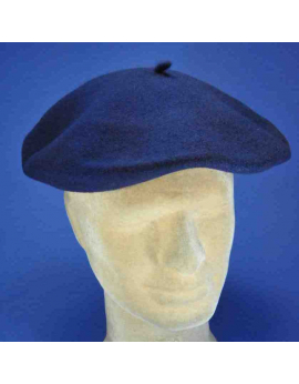 Véritable Beret Basque marine